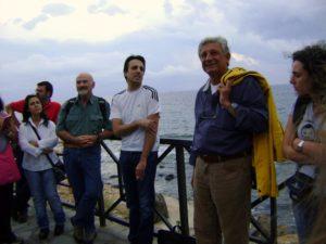 Gian Franco Capra e Andrea Buondonno. Incontri Pedologici Italiani X Edizione 2009, Dorgali-Cala Gonone (Nuoro).